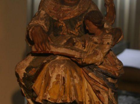 Europa Século XIX - Nossa Senhora com menino 3