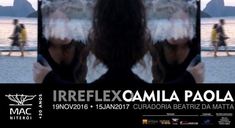 """Exposição """"Irreflexo"""" no Museu de Arte Contemporânea de Niterói (MAC)!"""