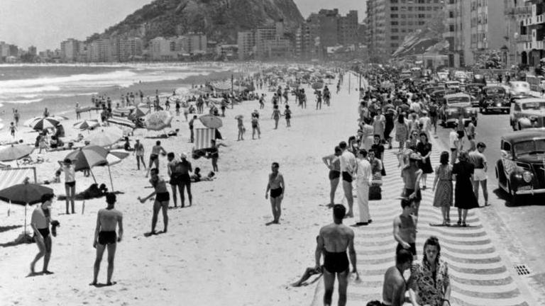 """Exposição """"Quando o Mar virou Rio"""""""