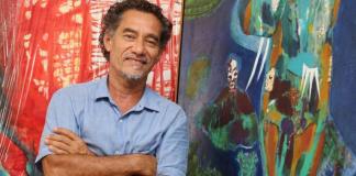 """Exposição: """"REAL IMAGINÁRIO RISCO - Traços e gestos"""""""