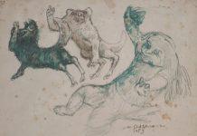Grasmann-Tres-bichos-Desenho