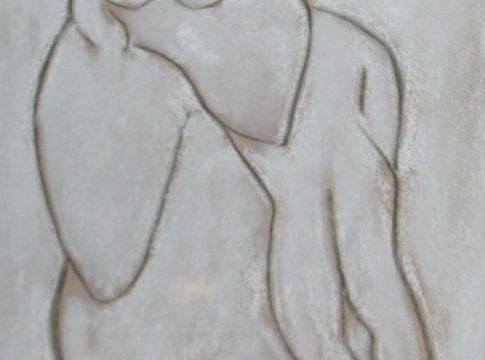 H-Matisse-Mulher-com-uma-crianca-Gravura
