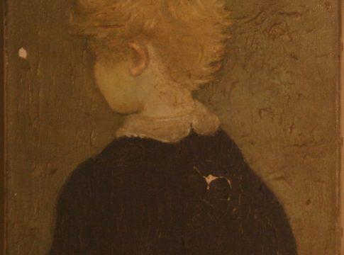 Isolda-Criança