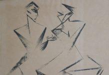 Lasar-Segall-Um-casal-litografia