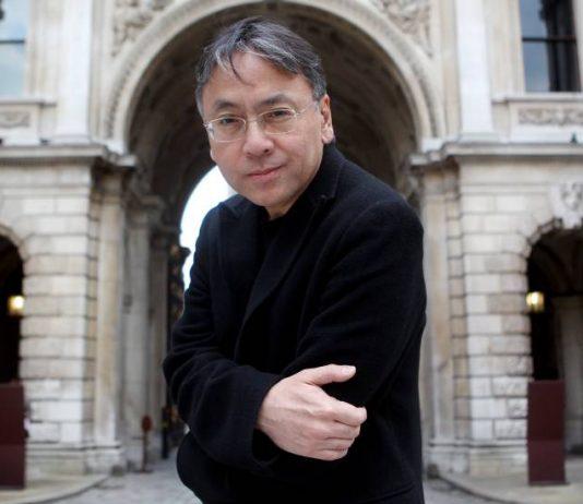O escritor, nascido no Japão, é autor de romances como 'Os vestígios do diA